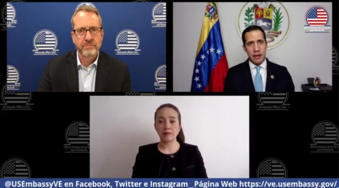 Guaidó: No vamos a covalidar otro fraude